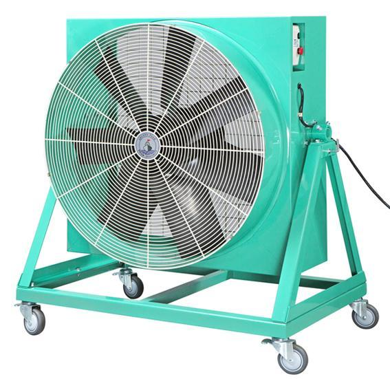Ventilator Fan, Movable Guiding Relay Fan