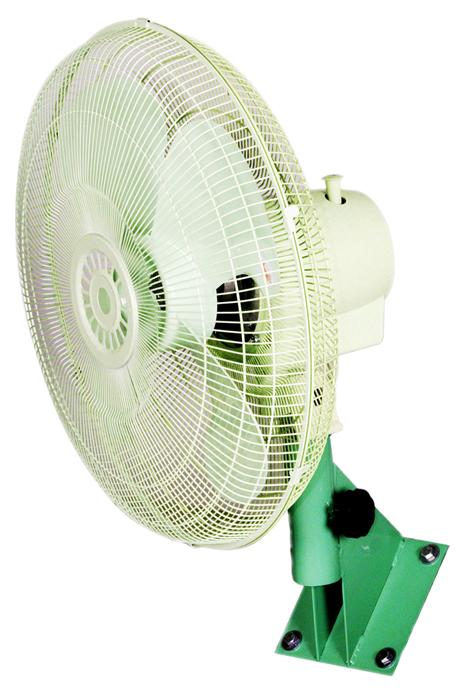 Industrial Wall Mount Oscillating Fan