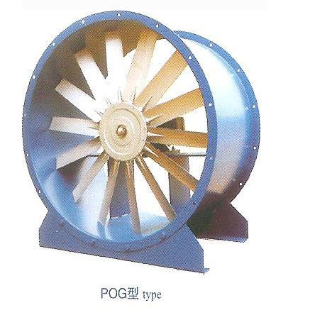 Low noise axial fan