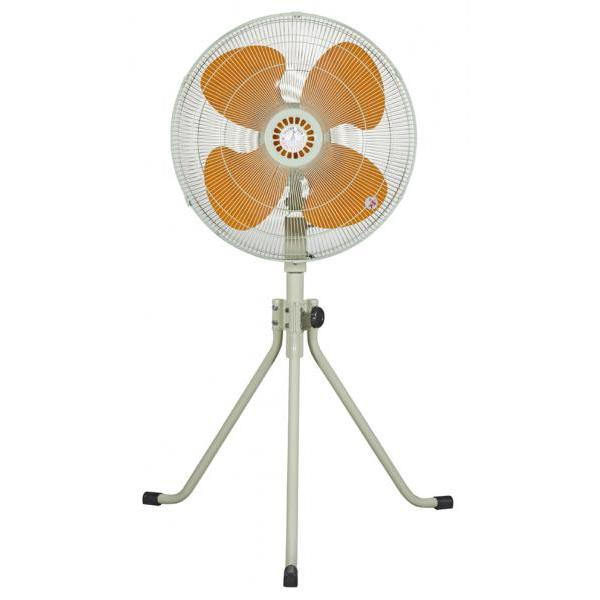 Industrial-Stand Fan